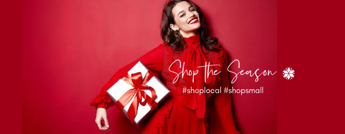 SGV Web Holiday Shopping Banner